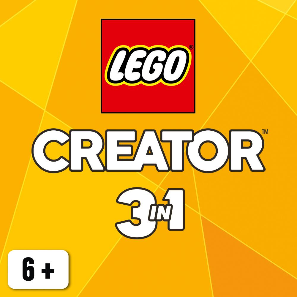 LEGO Creator 3 in 1