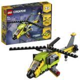 LEGO Aventură cu elicopterul