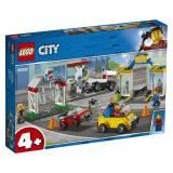 LEGO Centrul de garaje