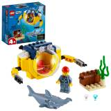 LEGO® City Minisubmarin oceanic