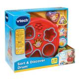 Jucarie interactiva Vtech, Toba cu forme si culori