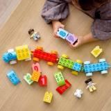 LEGO DUPLO Primul meu Tren cu numere - invata sa numeri