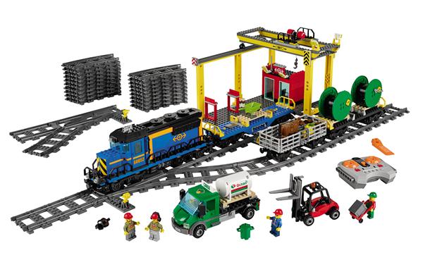 LEGO City Trains - Marfar - 60052