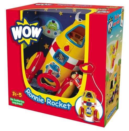 Racheta Ronnie - WOW 10230