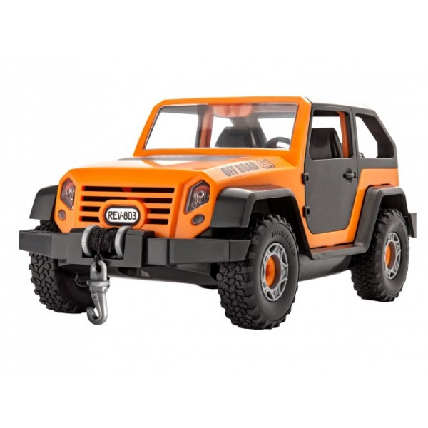 Masinuta De Teren Revell Junior Kit Off-Road Vehicle RV0803