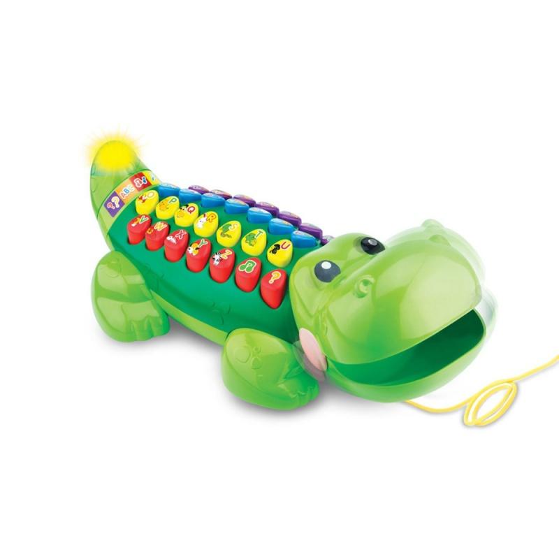 VTECH Crocodilul ALPHA