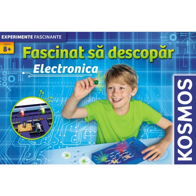 KOSMOS FASCINAT SA DESCOPAR ELECTRONICA