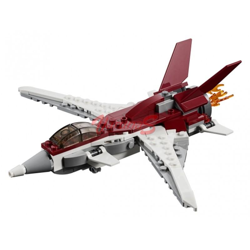 LEGO® Creator Planorul viitorului