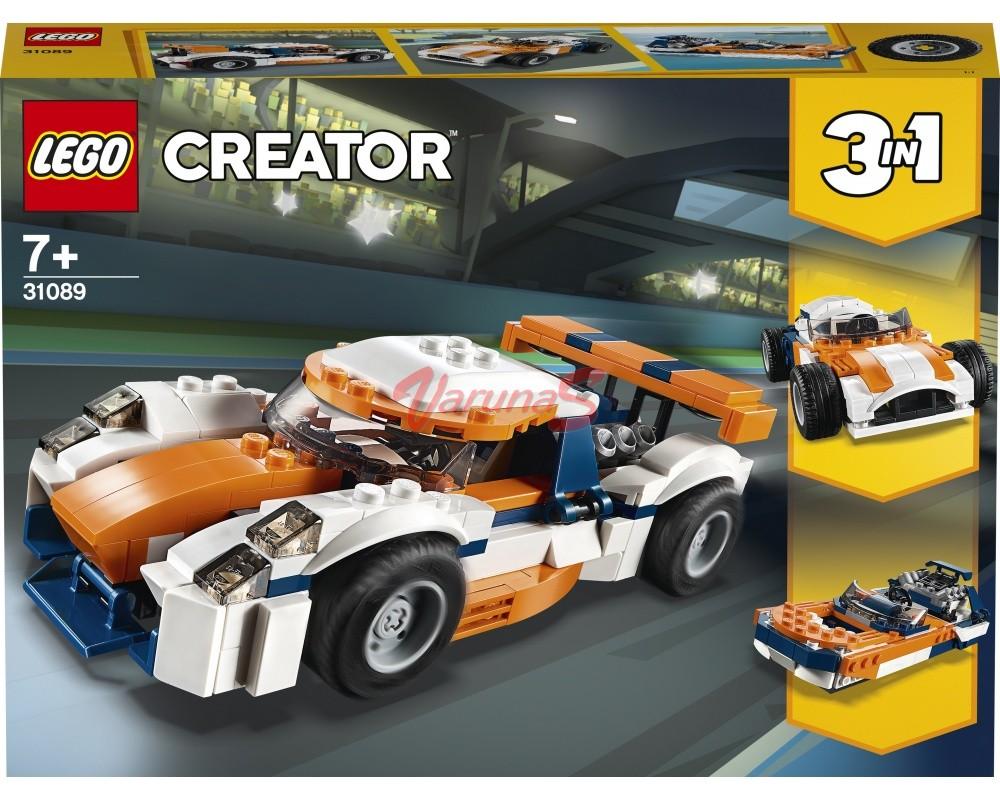 LEGO® Creator Masina de curse Sunset