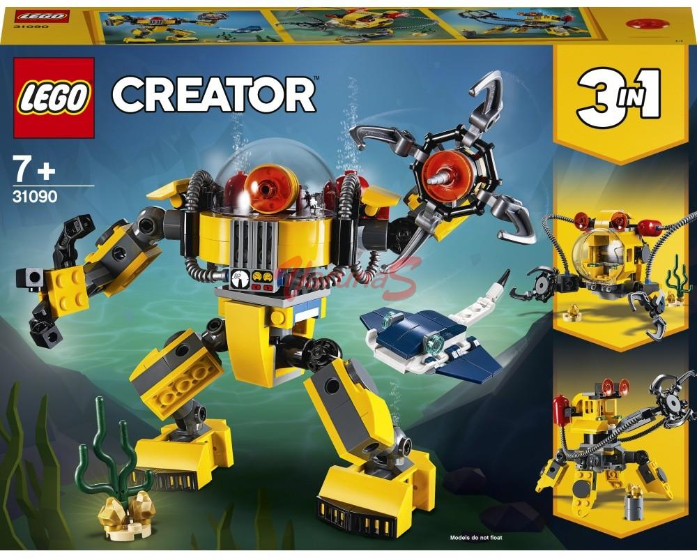 LEGO® Creator Robot subacvatic