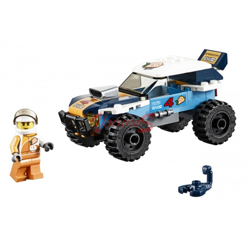 LEGO Mașina de raliu din deșert