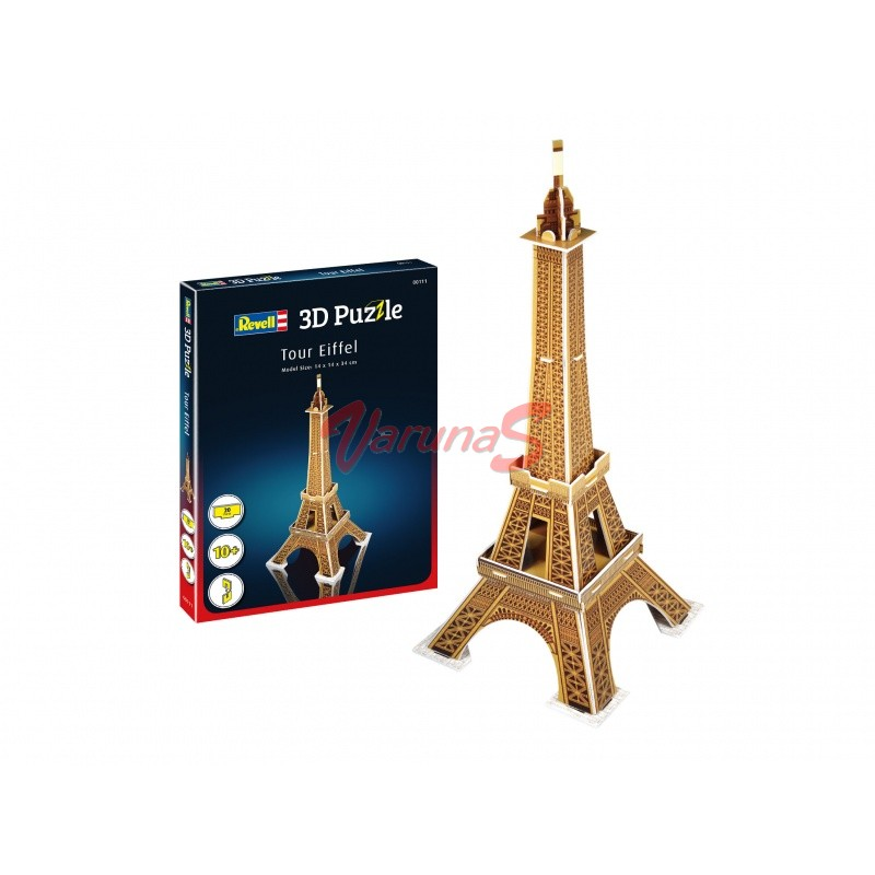 REVELL 3D Puzzle Eiffel Tower