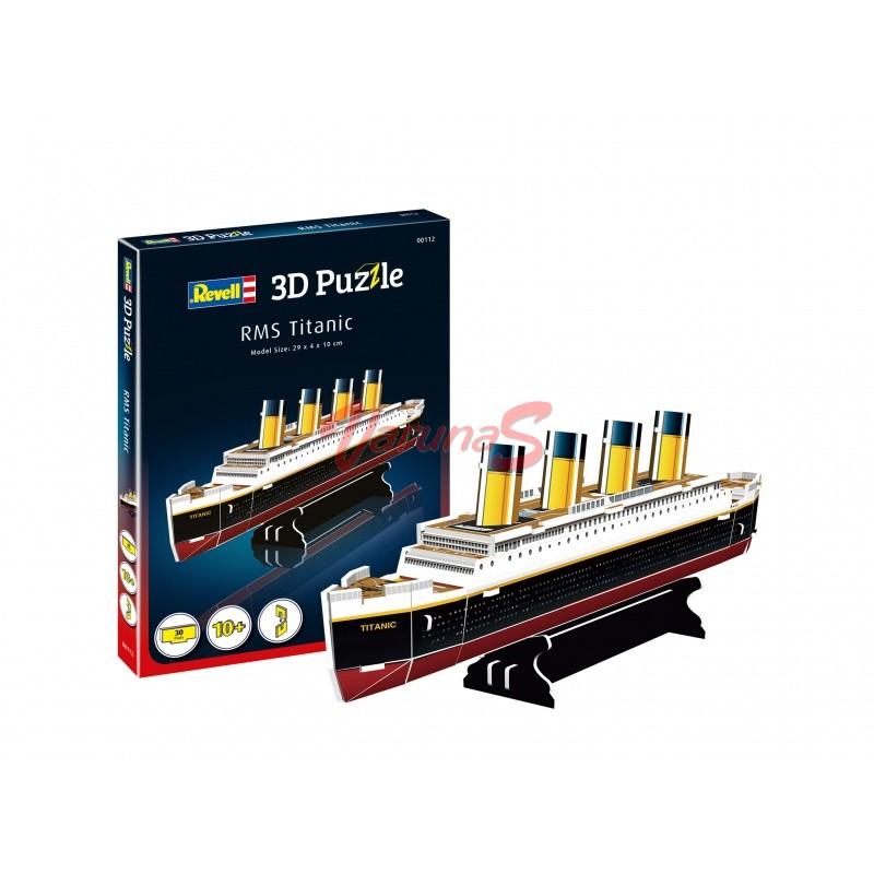 REVELL 3D Puzzle RMS Titanic
