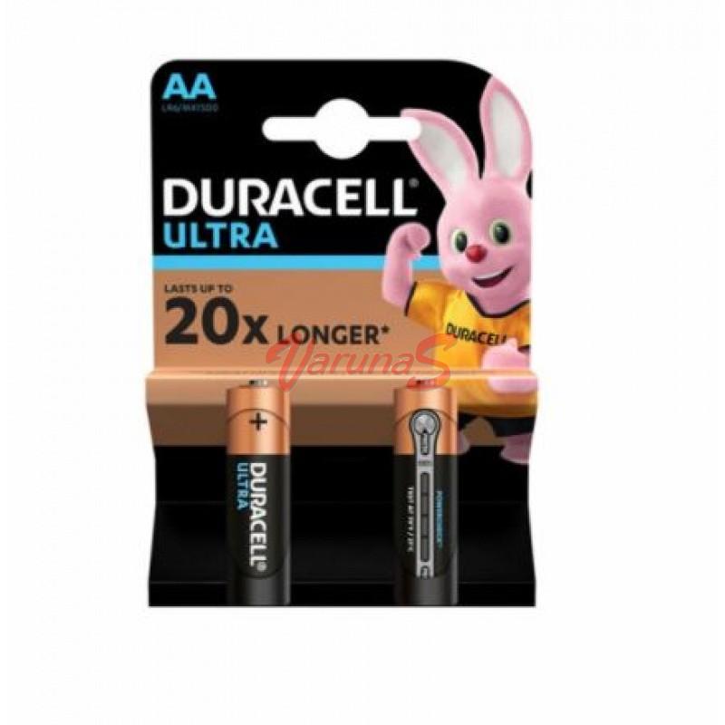 Duracell Baterie Ultra AAK2
