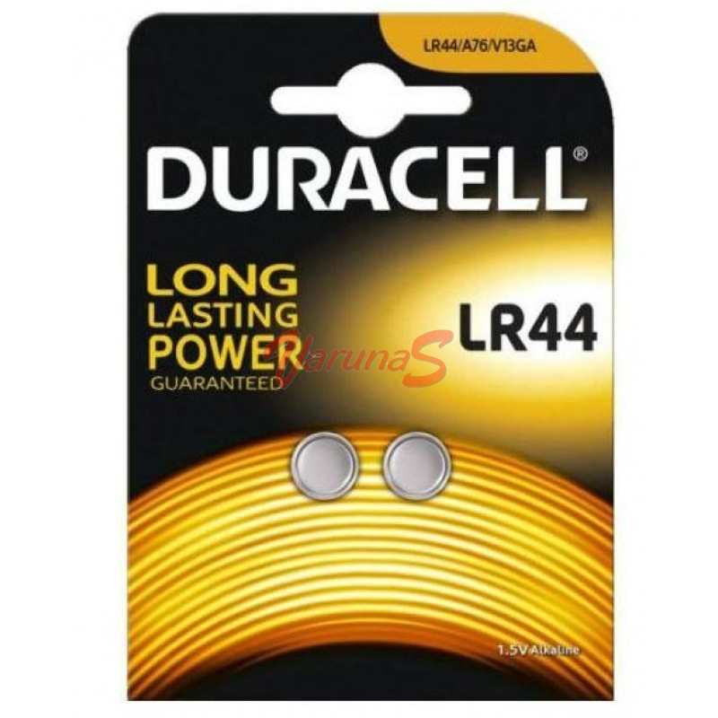 DURACELL BATERIE SPECIALITATE LR 44