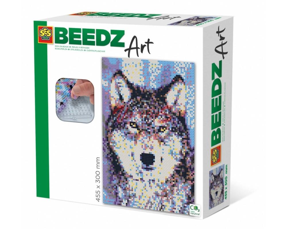 SES Beedz Art - Lup