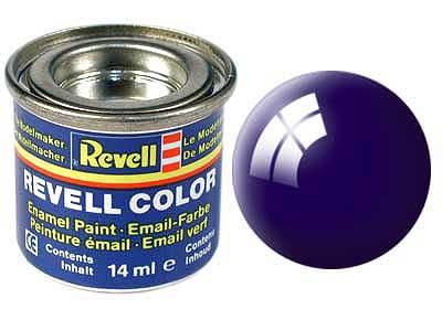 REVELL night blue gloss