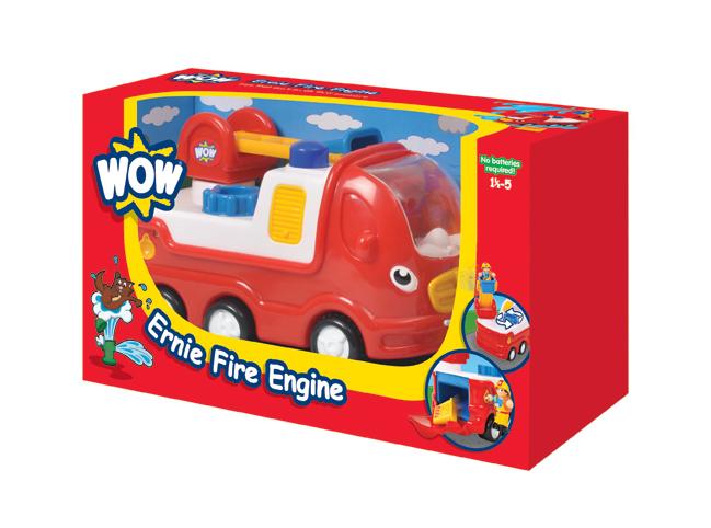 ERNIE FIRE ENGINE WOW W10321