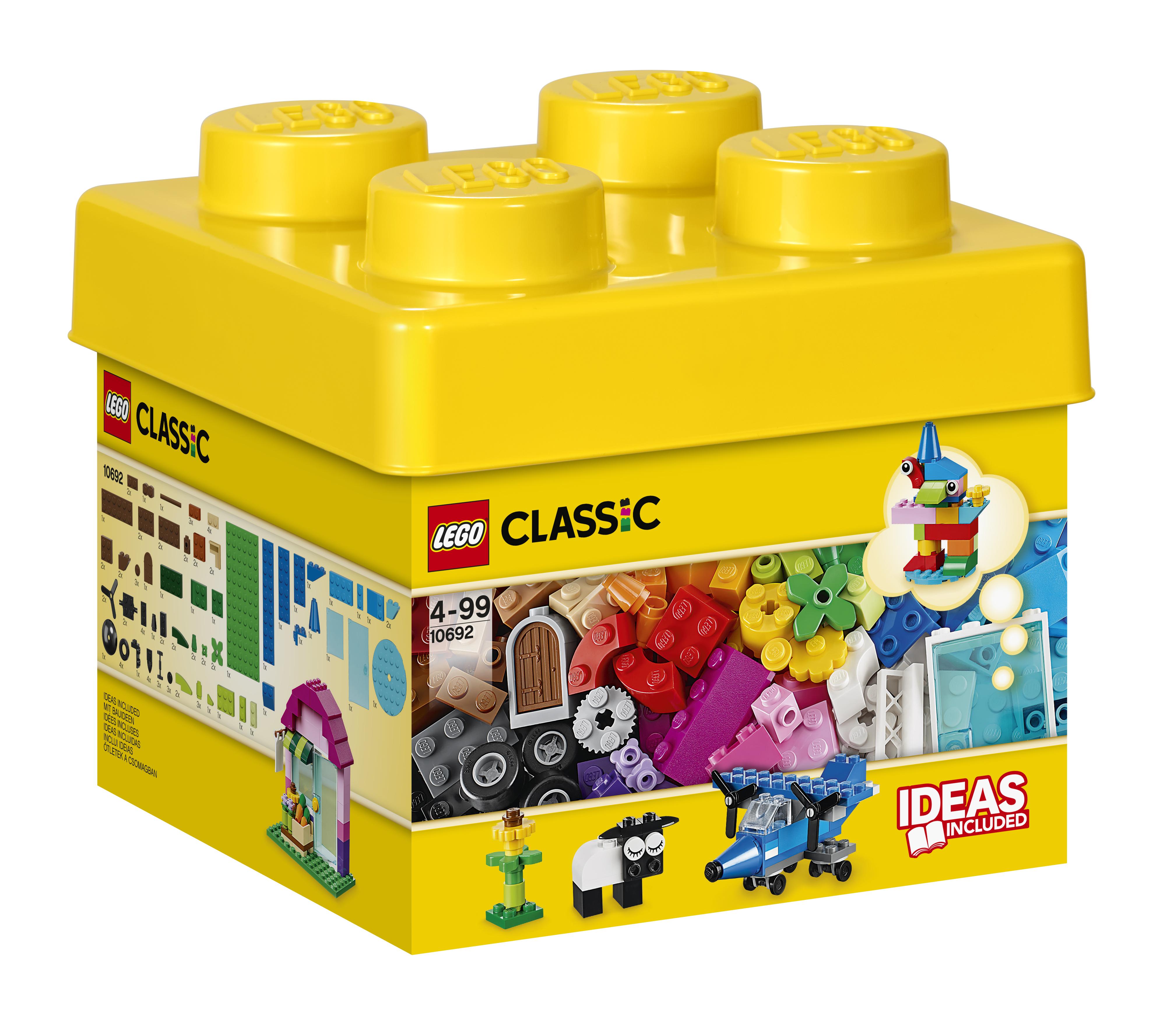 LEGO Classic Caramizi creative - 10692
