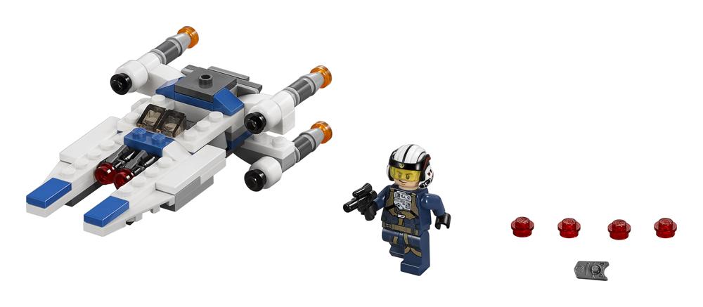 LEGO Star Wars U-Wing - L75160