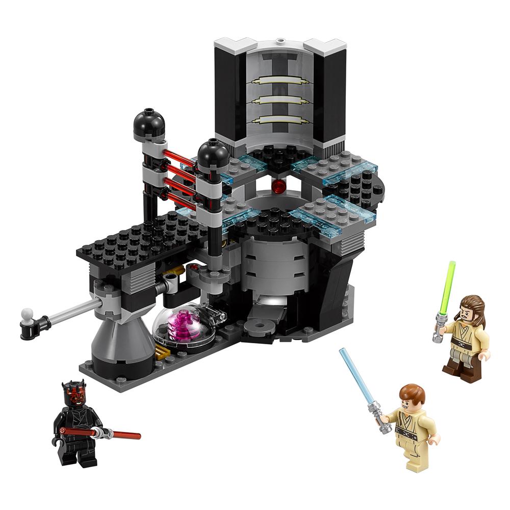 LEGO Star Wars Duel pe Naboo - L75169