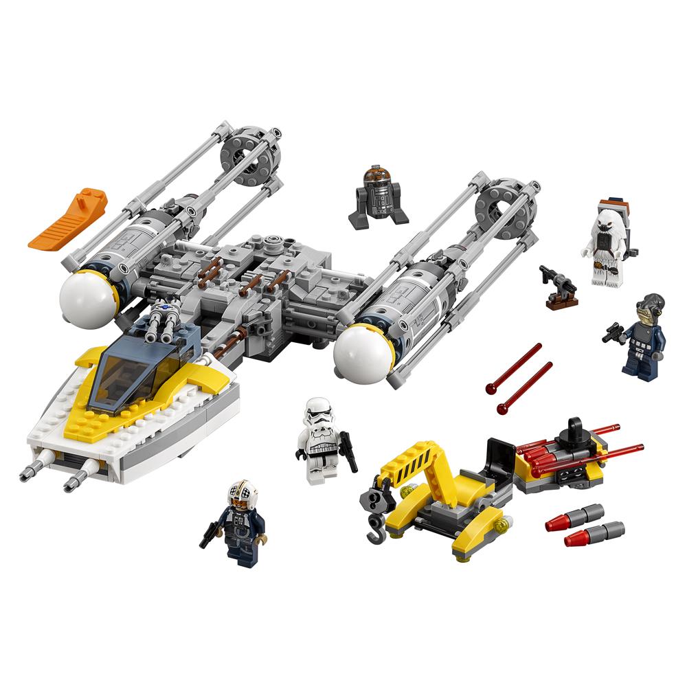 LEGO Star Wars Y-Wing Starfighter - L75172