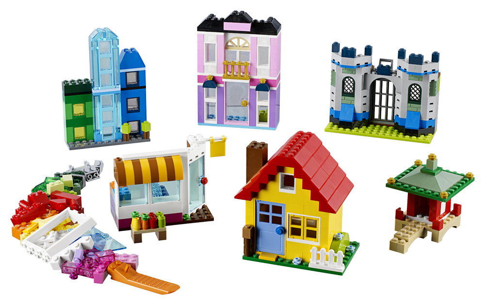 LEGO Classic Cutie creativa de constructor - L10703