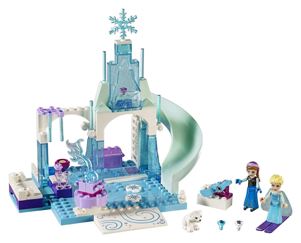 LEGO Juniors Anna si Elsa la locul de joaca - L10736