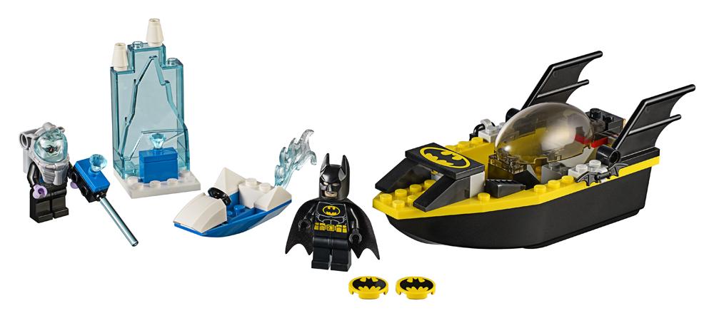 LEGO Juniors Batman contra Mr Freeze - L10737