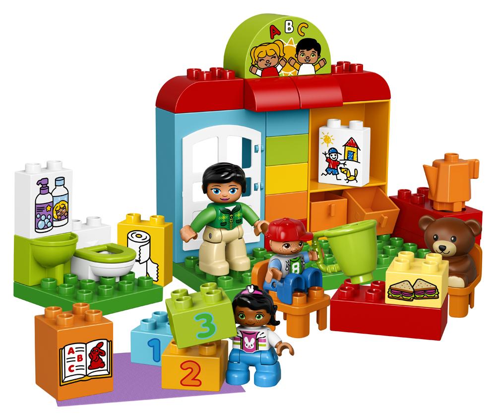 LEGO DUPLO Town Gradinita - L10833