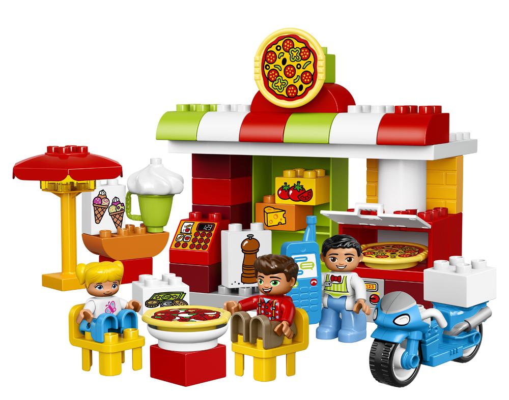 LEGO DUPLO Town Pizzerie - L10834