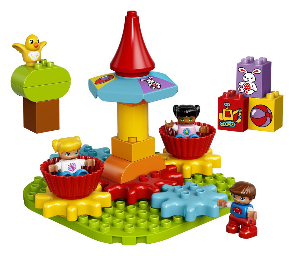 LEGO DUPLO My First Primul meu carusel - L10845