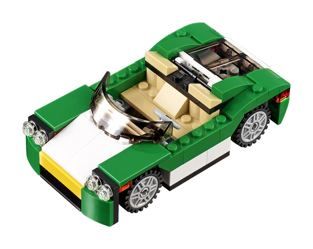 LEGO Creator Masina verde - L31056