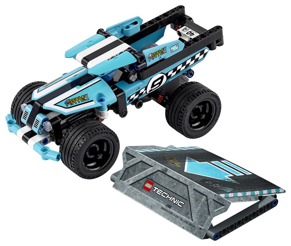 LEGO Technic Camion de cascadorie - L42059