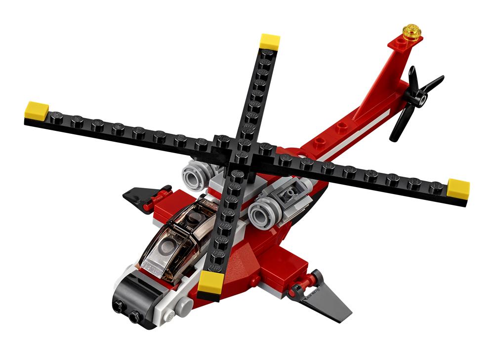 LEGO Creator Elicopter de lupta - L31057