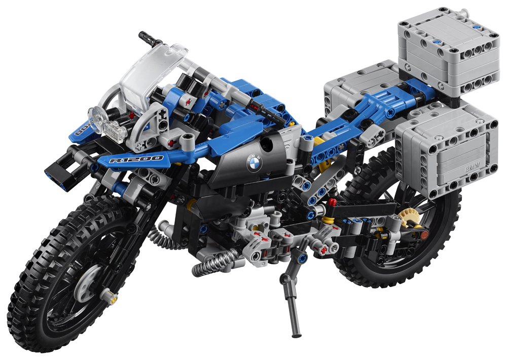 LEGO Technic BMW R 1200 GS Adventure - L42063