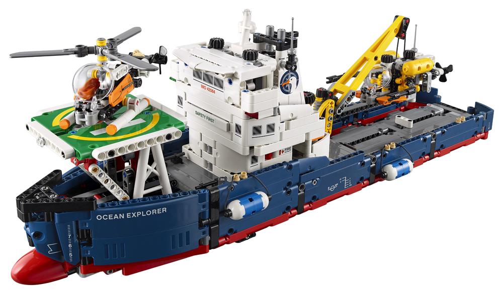 LEGO Technic Explorator oceanic - L42064