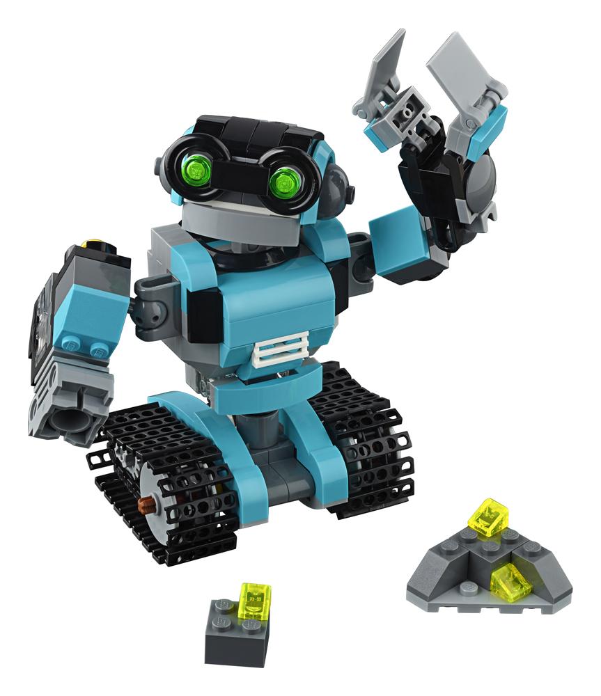 LEGO Creator Robot explorator - L31062
