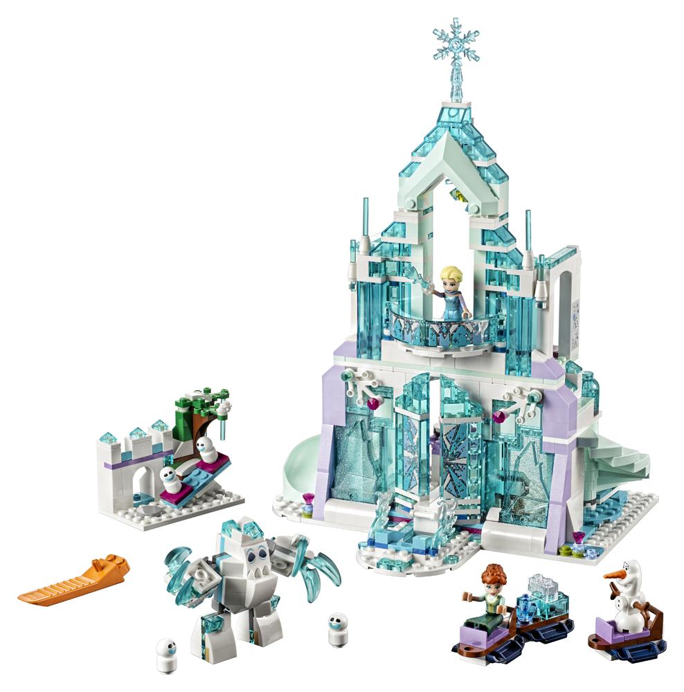 LEGO Disney Princess Elsa si Palatul ei magic de gheata - 41148