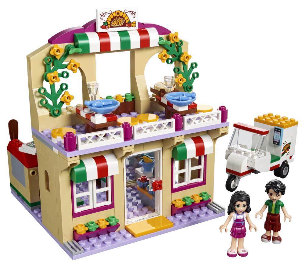 LEGO Friends Pizzeria Heartlake - L41311