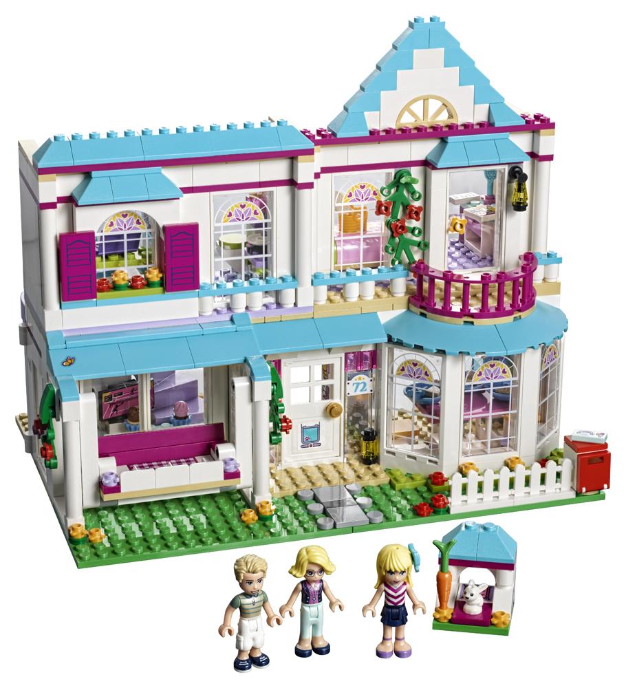 LEGO Friends Casa Stephaniei - L41314