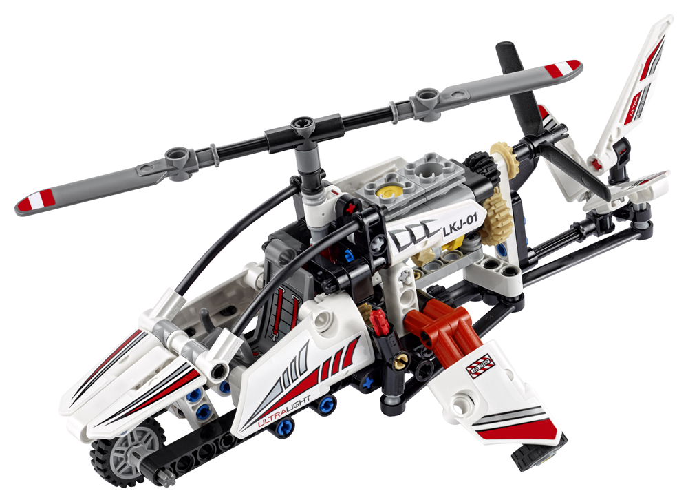 LEGO Technic Elicopter ultrausor - L42057