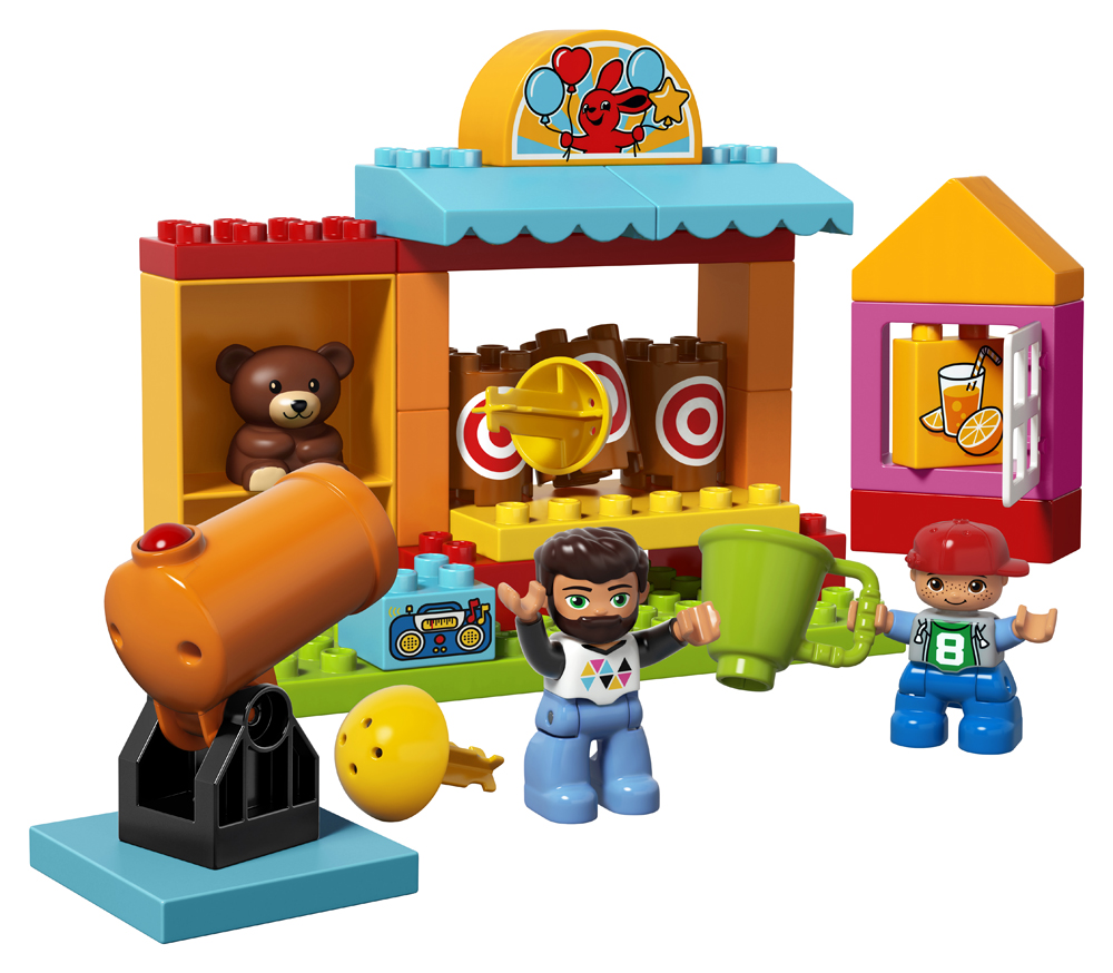 10839 LEGO DUPLO  Pavilion de tir