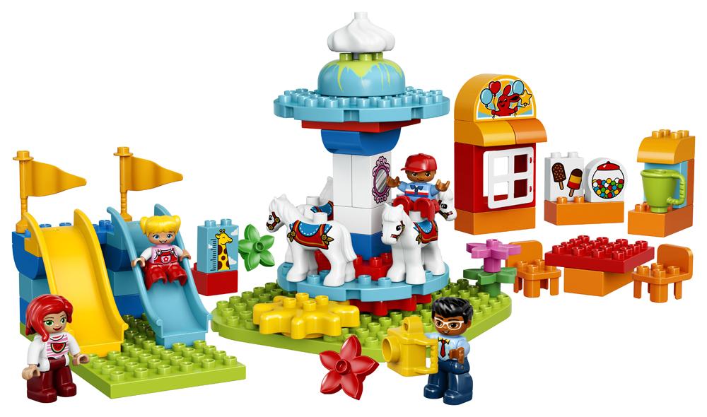 10841 LEGO DUPLO  Parc de distractii