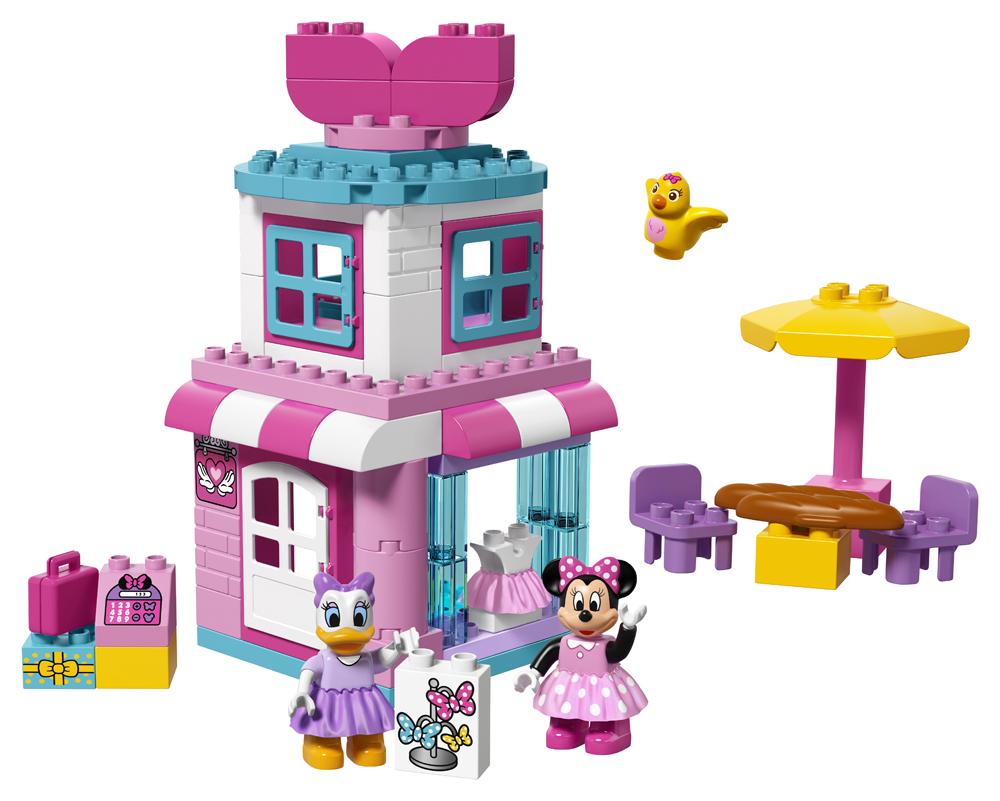 10844 LEGO DUPLO Disney Buticul cochet Minnie Mouse
