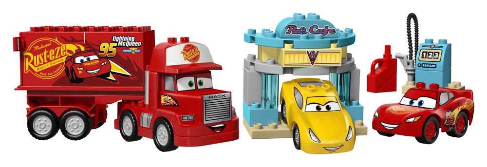 10846 LEGO DUPLO Cars Cafeneaua lui Flo