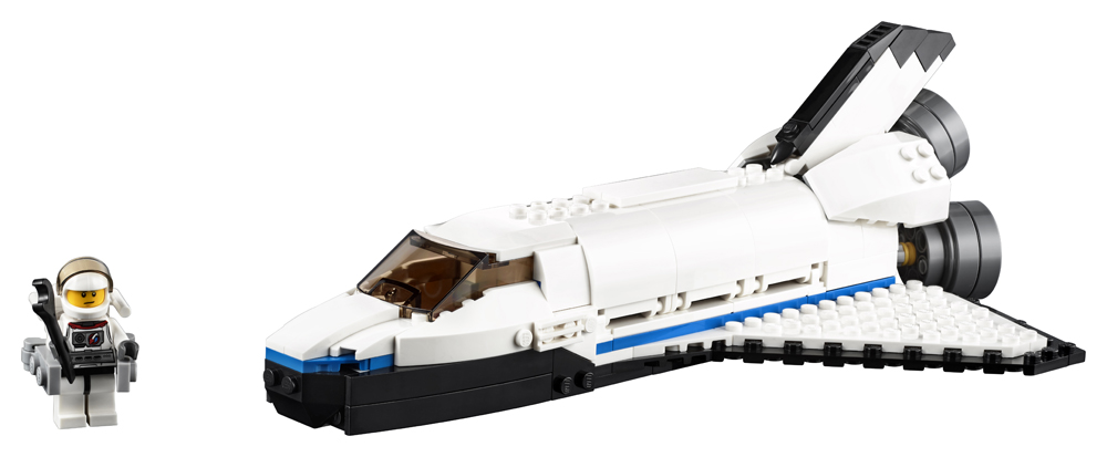 31066 LEGO Creator Naveta spatiala de explorare