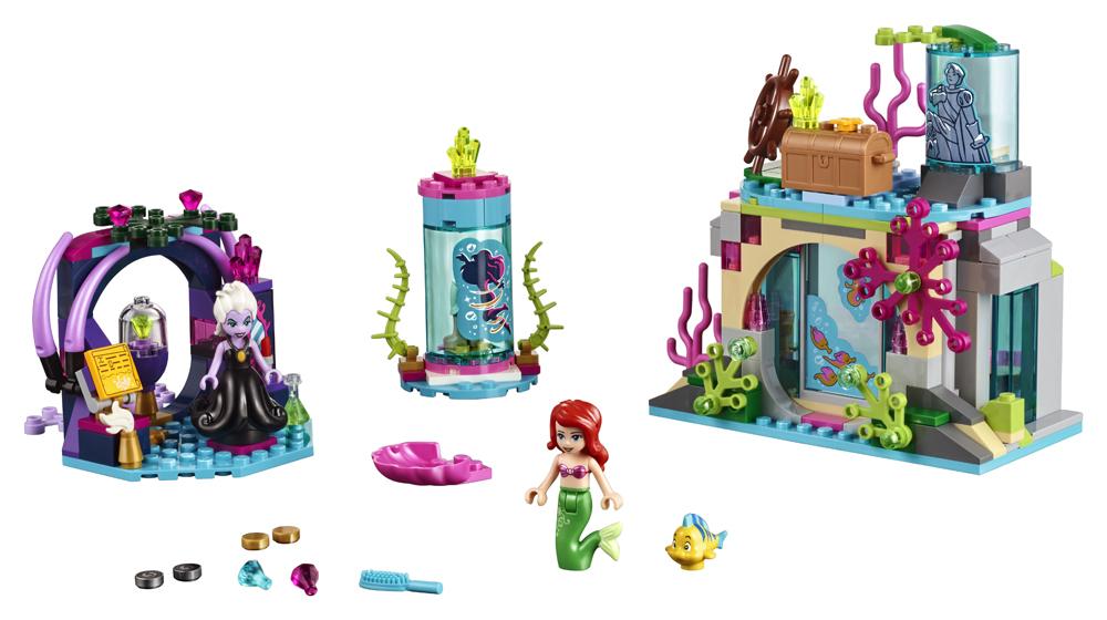 41145 LEGO Disney Princess Ariel si vraja magica