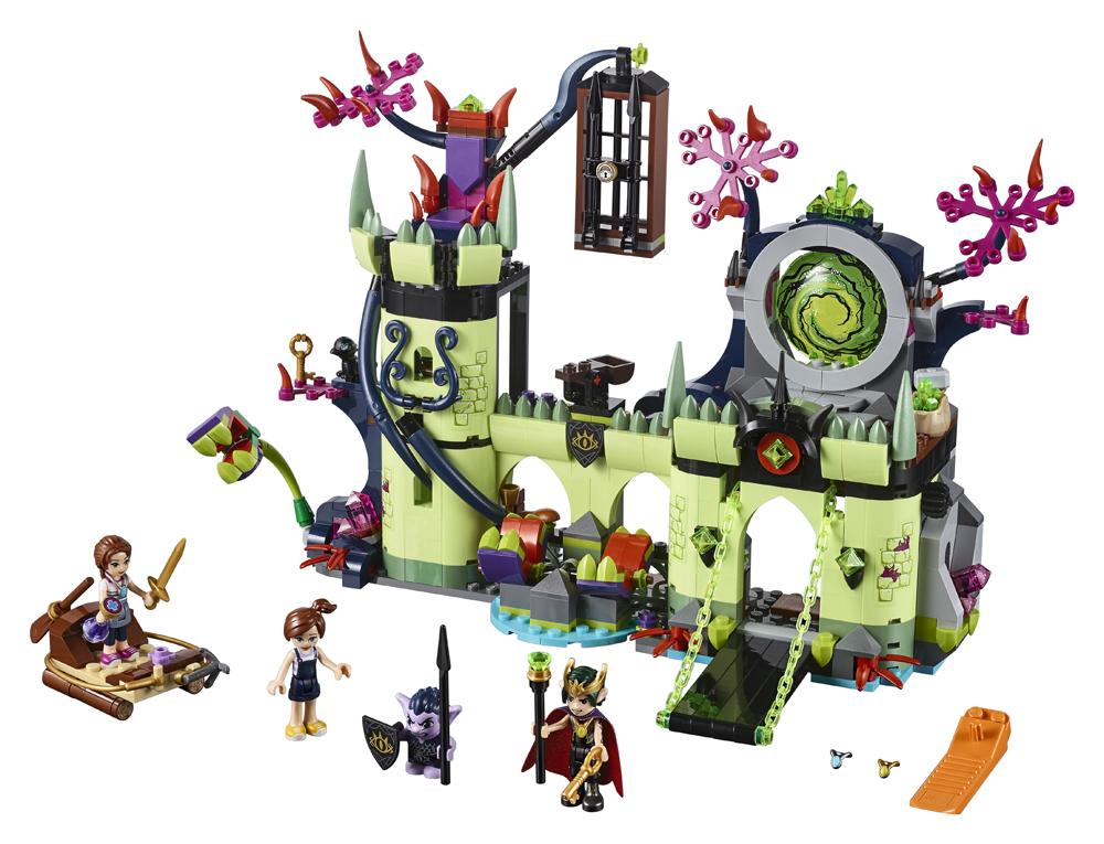 41188 LEGO Elves Evadarea din fortreaa regelui spiriduilor