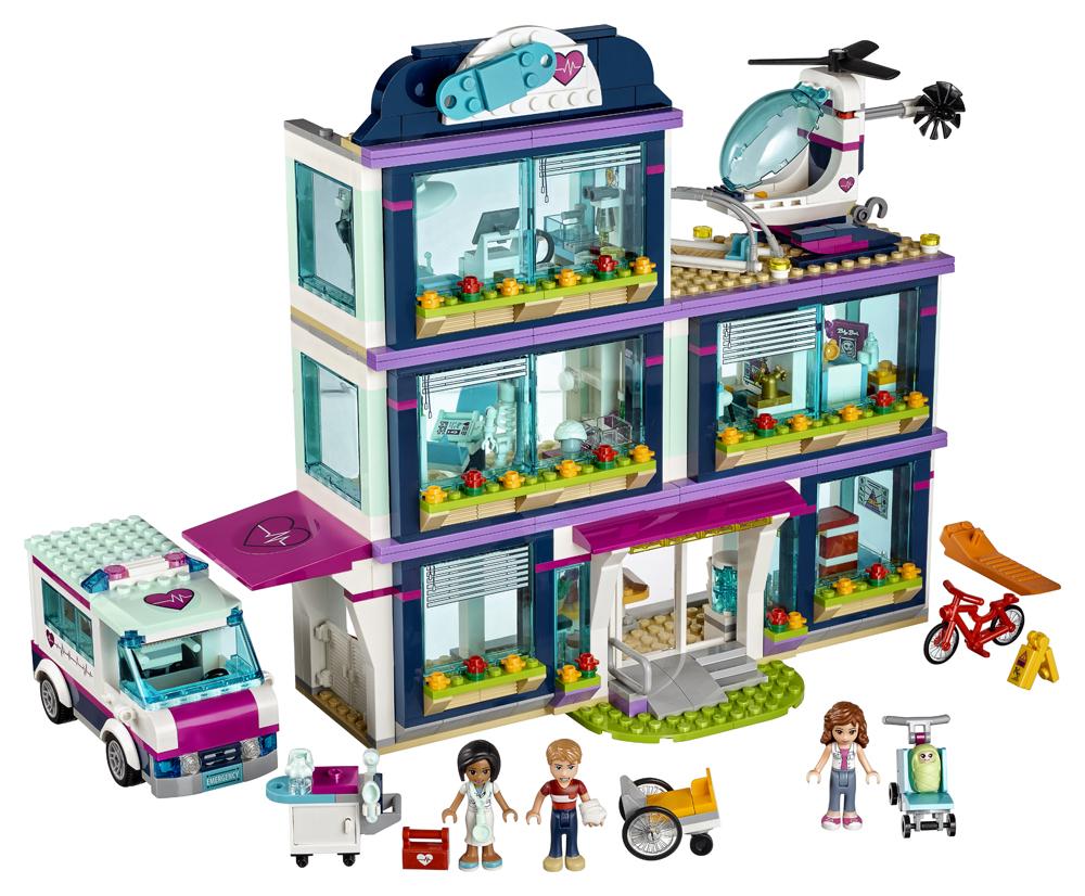 41318 LEGO Friends Spitalul din Heartlake